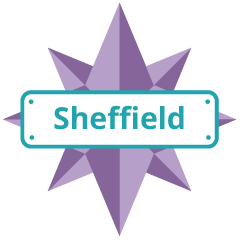 Sheffield Explorer Badge