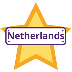 Netherlands  Expert Badge