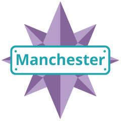 Manchester  Explorer Badge
