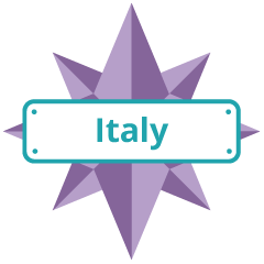 Italy Explorer Badge