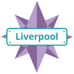 Liverpool Explorer Badge
