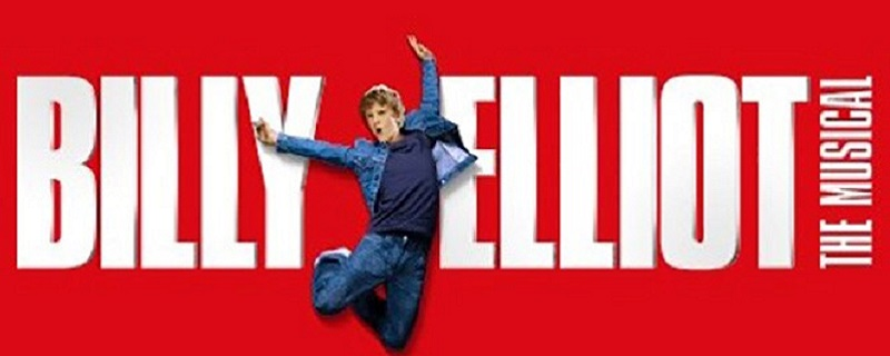 Photo of promo poster for Billy Elliot The Musical.