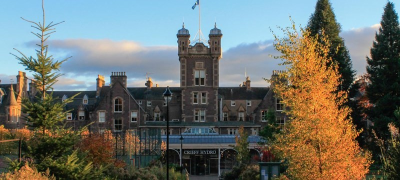 Photo of Crieff Hydro.