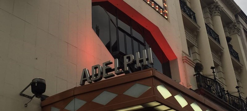 Photo of Adelphi Theatre.