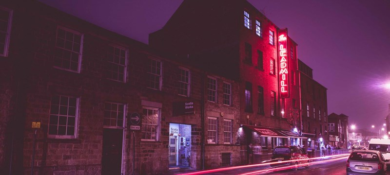 The Leadmill.