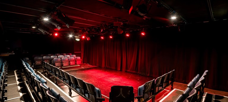 Assembly George Square Theatre with Disabled Access - Edinburgh ...
