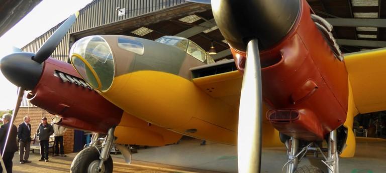 de Havilland Aircraft Museum w...