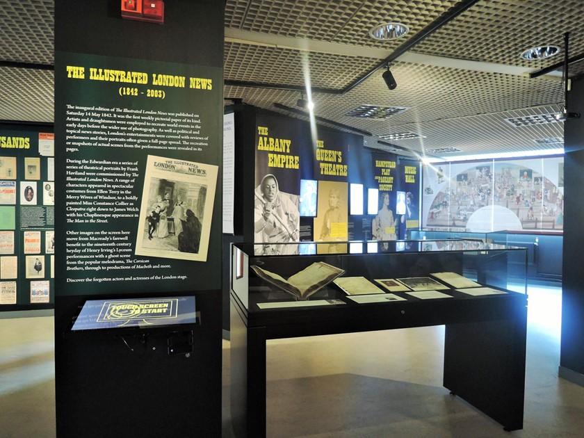 D Exhibition In London : London metropolitan archives with disabled access london euans