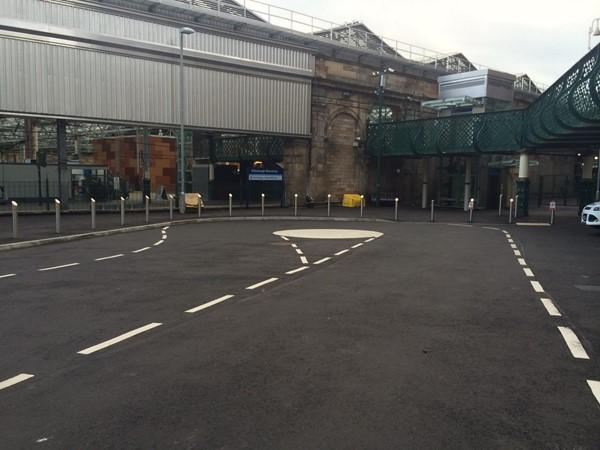 Edinburgh Waverley Railway Station Disabled Access Euan S Guide