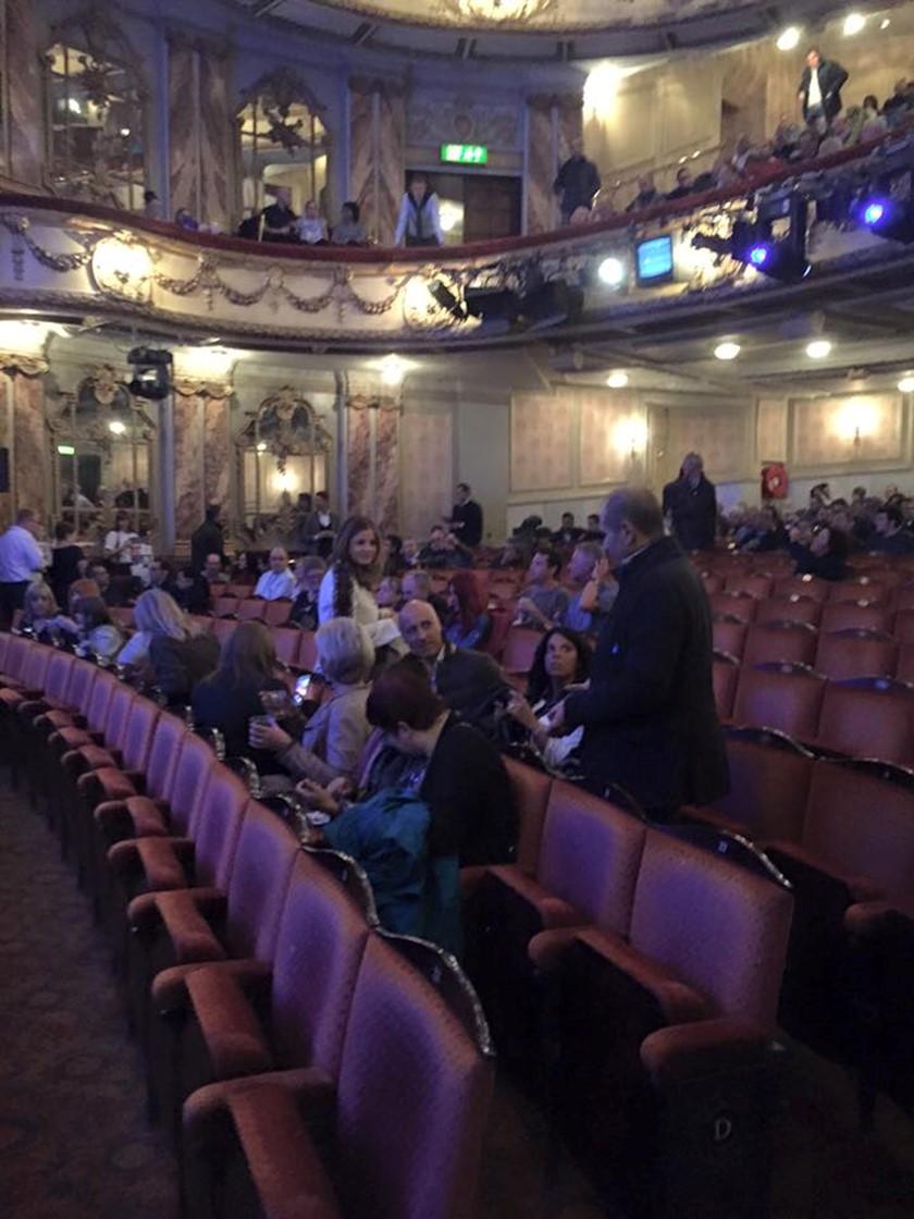 Novello Theatre London