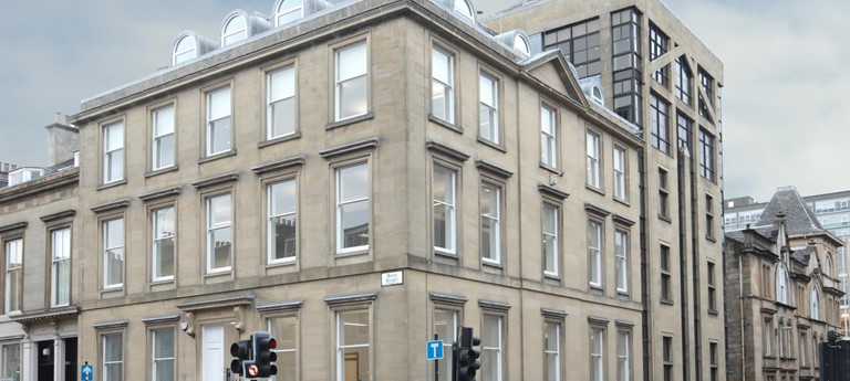Robertson House Glasgow Offices With Disabled Access