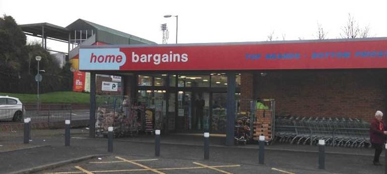 Home Bargains Coatbridge Shop With Disabled Access Euan S Guide
