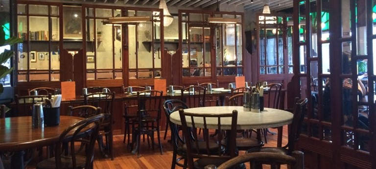 Dishoom Edinburgh Restaurant With Disabled Access Euan S Guide
