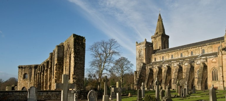 Dunfermline Abbey and Palace with Disabled Access - Euan's guide