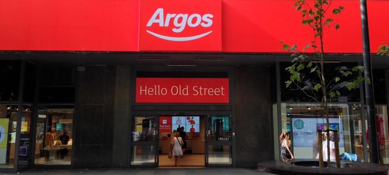 Argos, Old Street - Retailer Disabled Access - Euan's Guide