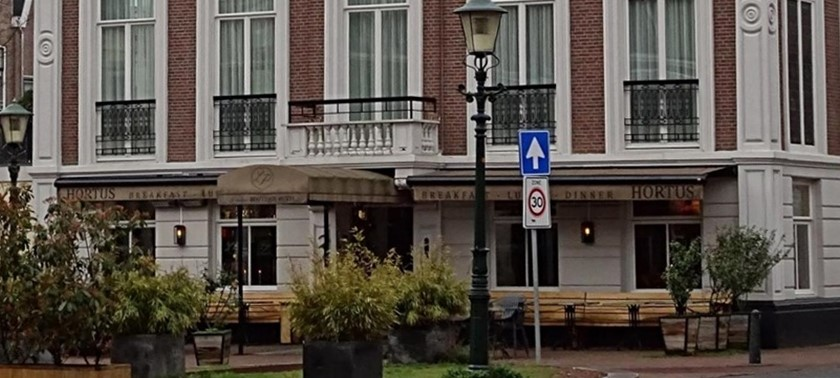 hortus - restaurant with disabled access - the hague - euan's guide