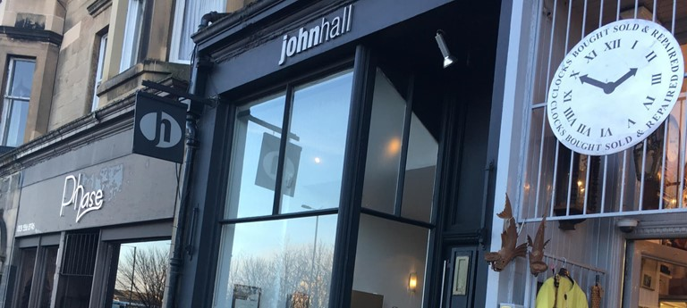 John Hall Hairdressing