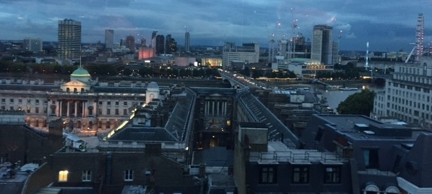 Radio Rooftop Bar with Disabled Access - London - Euan's Guide