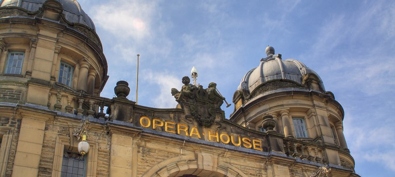 Buxton Opera House Opera House With Disabled Access