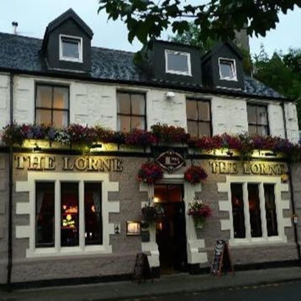 The Lorne Bar Pub With Disabled Access Oban Euan S Guide