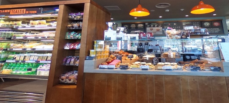 Costa Coffee Cameron Toll Cafe With Disabled Access