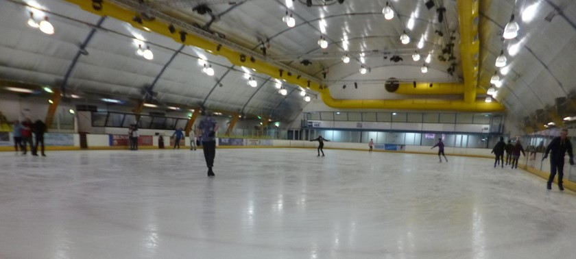 Riverside Ice and Leisure Centre