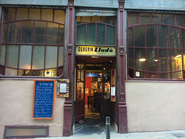 Photo of the restaurant exterior.