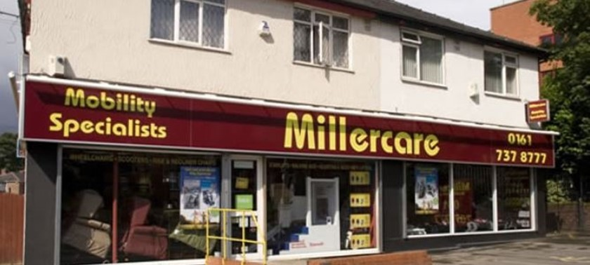 Millercare Mobility Shop