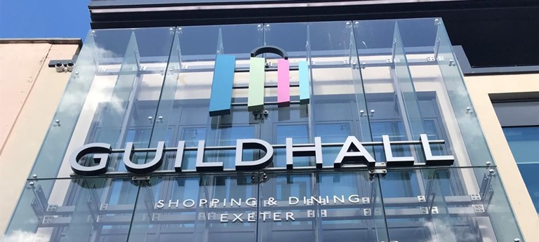 Guildhall Shopping and Dining