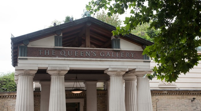 The Queen's Gallery - Buckingham Palace