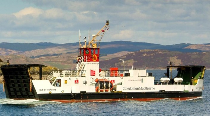 MV Isle of Cumbrae