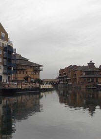 Docklands Canal Boat Trust