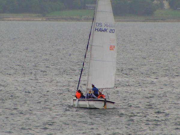 Picture of Belfast Lough Sailability  - Boat