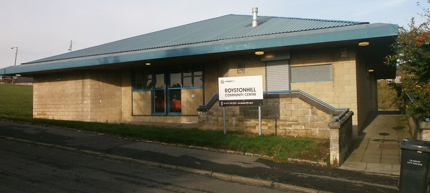 Roystonhill Community Centre