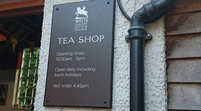 Visitor Centre & Tea Shop