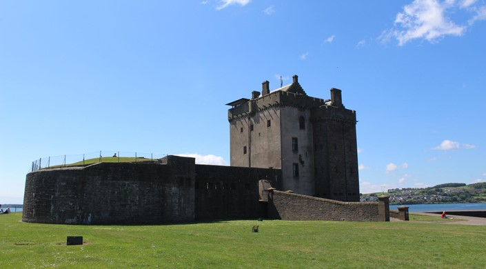 Broughty Castle Museum