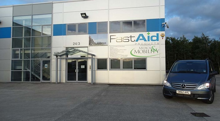 Fast Aid Medical & Mobility including Anderson's Medical & Mobility