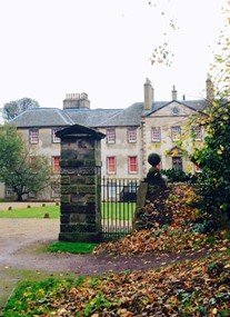 National Trust for Scotland's Newhailes