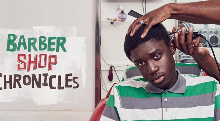 Barber Shop Chronicles - Audio Described & Signed