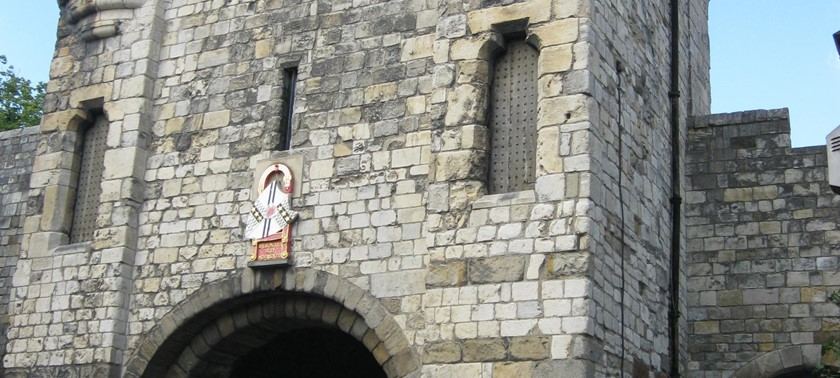 Henry VII Experience at Micklegate Bar