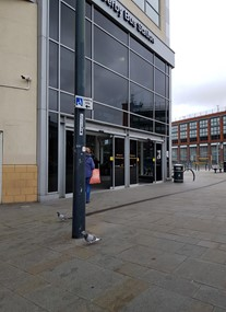 Derby Bus Station
