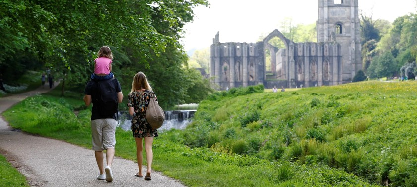 Fountains Abbey and Studley Royal - National Trust