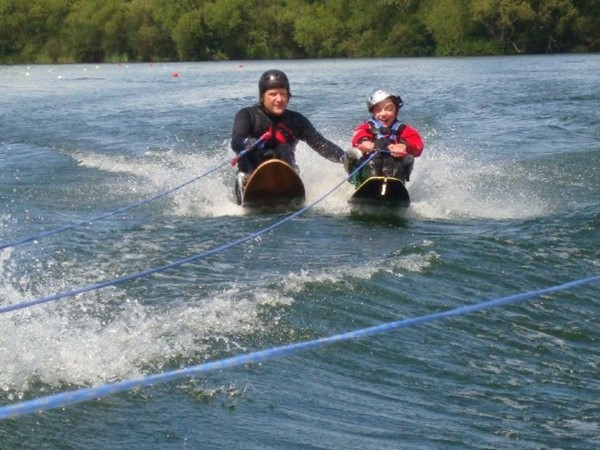 "Image for review ""British Disabled Waterski & Wakeboard Association"""