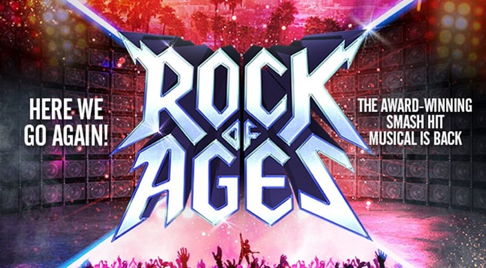 Rock of Ages - Audio Described & Signed