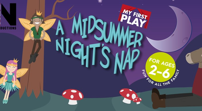My First Play: A Midsummer Night's Nap