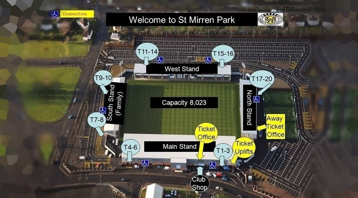 St Mirren Football Club and Conference Centre
