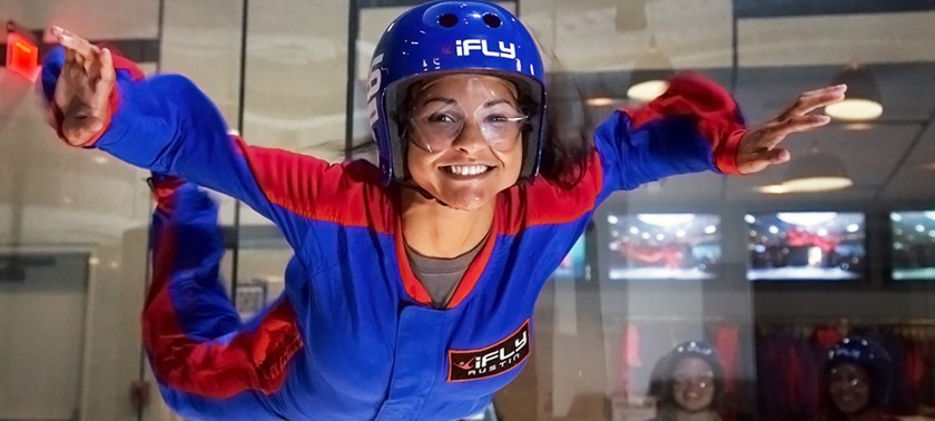 iFLY Indoor Skydiving