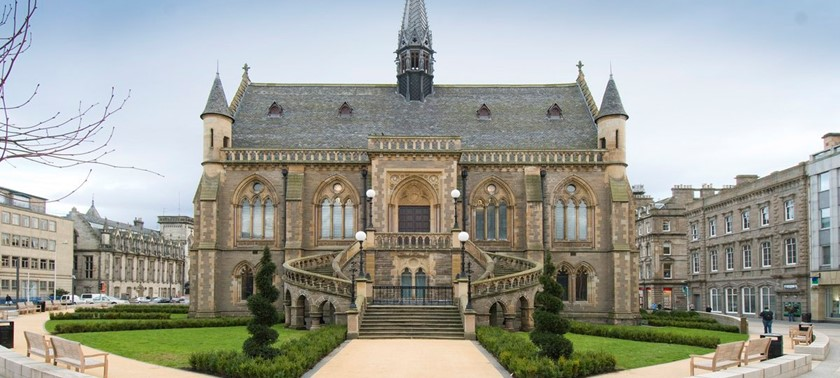 The McManus: Dundee's Art Gallery & Museum