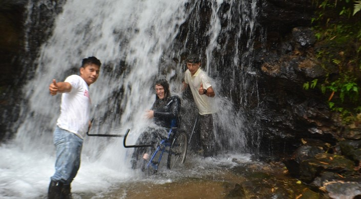 Latinamerica For All / Accessible tourism