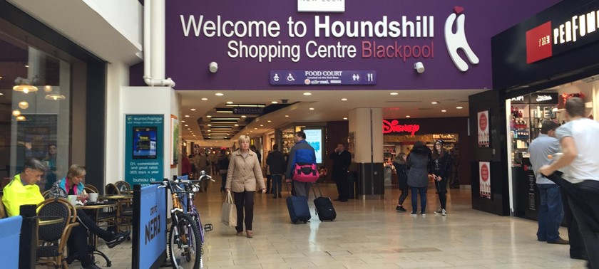 Houndshill Shopping Centre